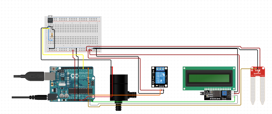 Circuito Io : Running breadboard made with circuito example projects