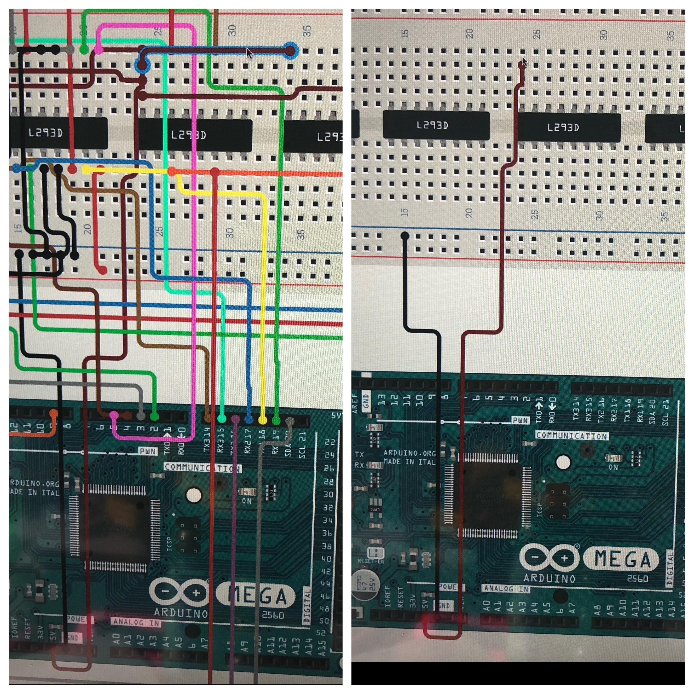 Circuito Io : Arduino workshop circuito youtube